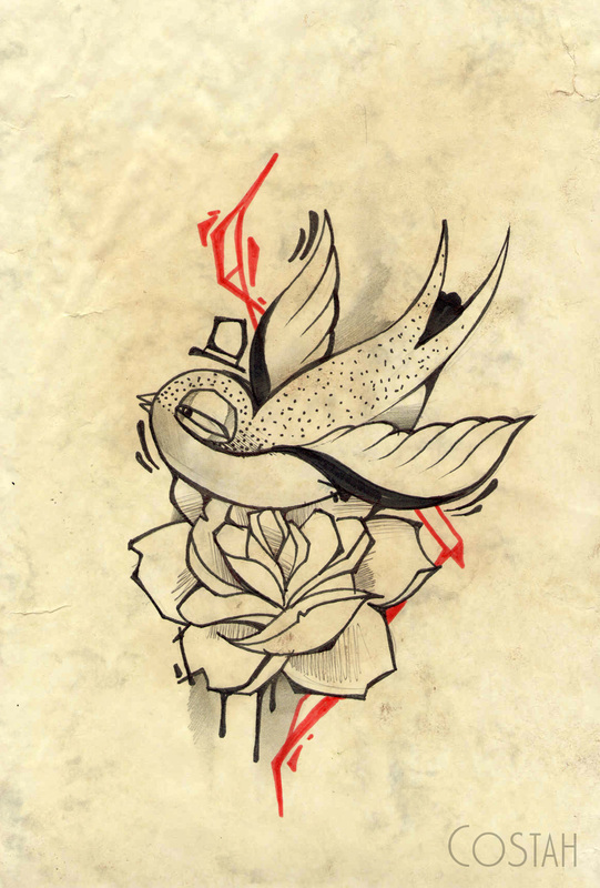 New Draws For Tattoo Nuno Costah Tattoo