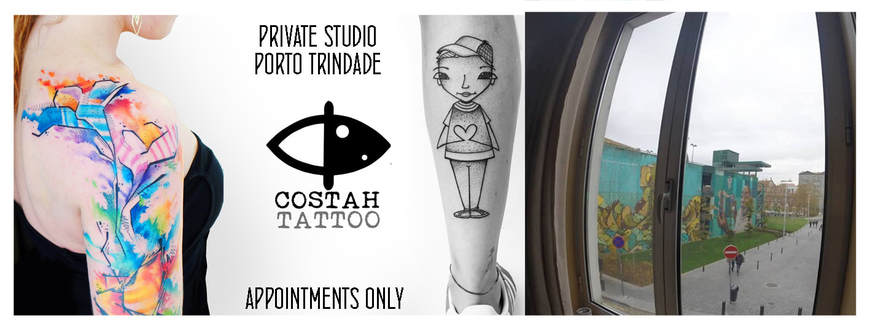NUNO COSTAH TATTOO
